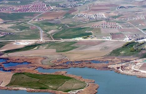 Ankara Gölbaşı'nda sahte