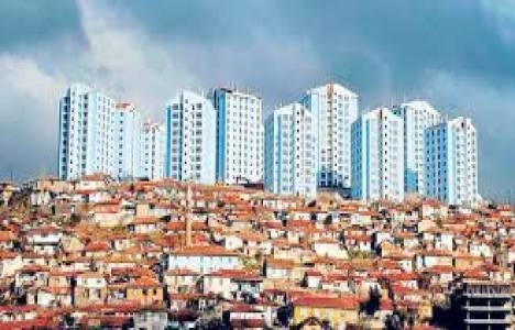Altındağ'da 989 gecekondu