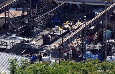 Soma'daki maden kazası