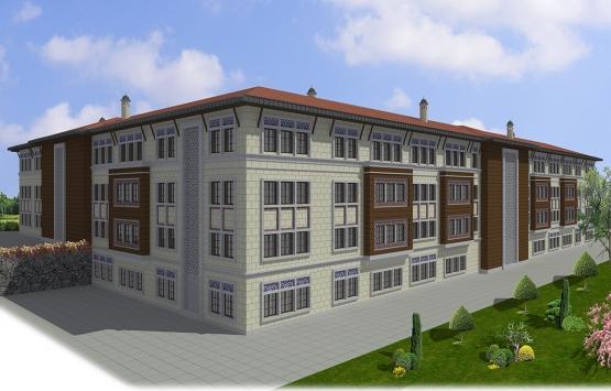 Zeytinburnu Fatma Akbalık Kız Öğrenci Yurdu açıldı!