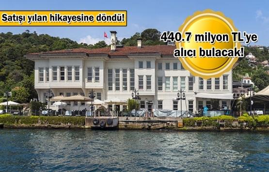 Hotel Les Ottomans 6'ncı kez satışa çıkıyor!