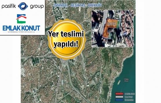 Pasifik Grup'un Ortaköy projesi başlıyor!