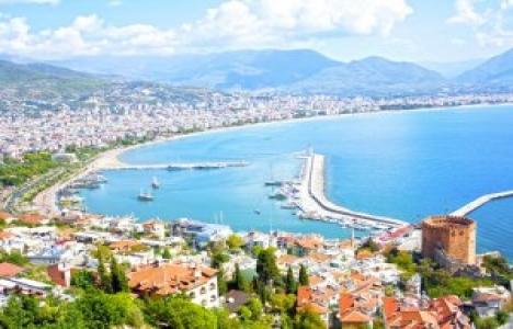 Antalya'da 5 bin konut satıldı!