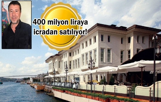Satışa çıkacak Les Ottomans Otel'e İzmirli iş adamı Uğur Özkan talip oldu!