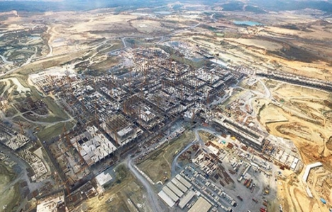 3. Havalimanı inşaatının yüzde 28'i tamam!
