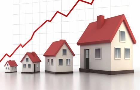 Büyük şehirlerde konut fiyatları arttı!