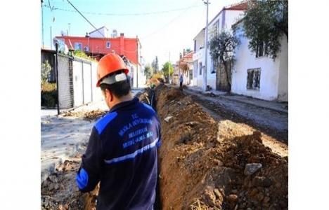 Muğla Büyükşehir'den 55 milyon TL'lik altyapı yatırımı!