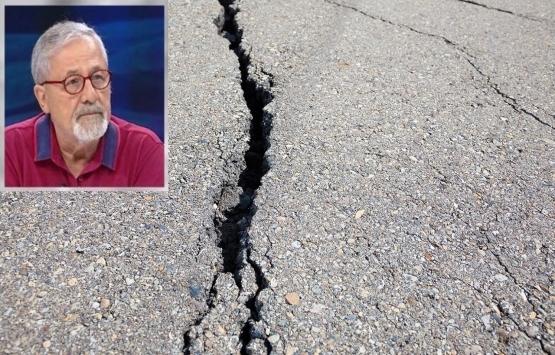 Prof. Dr. Naci Görür'den korkutan deprem açıklaması!