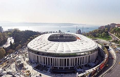 Beşiktaş'ın yeni stadyumunun ismi vergiden düşürülecek mi?
