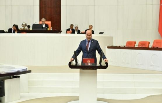 Aksaray-Ulukışla Demiryolu Hattı projesi meclis gündeminde!