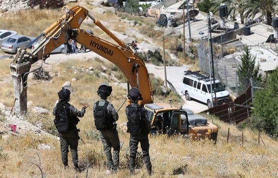 Filistin El-Meyte'de yaşayan bedeviler İsrail'in yıkım tehditlerine karşı direniyor!