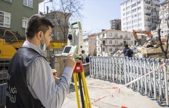Açelya Apartmanı'nın bulunduğu bölge 24 saat lazer tarayıcılarla izleniyor!