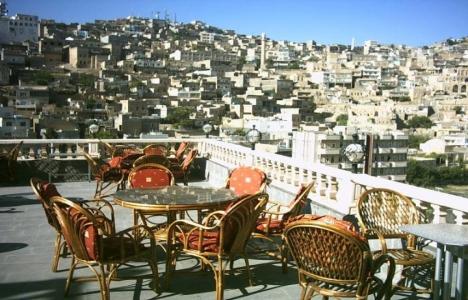 Mardin'de oteller kapanma