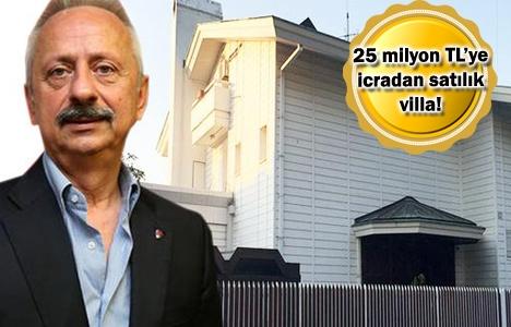 Haluk Ulusoy'un Levent'teki villası icradan satılıyor!