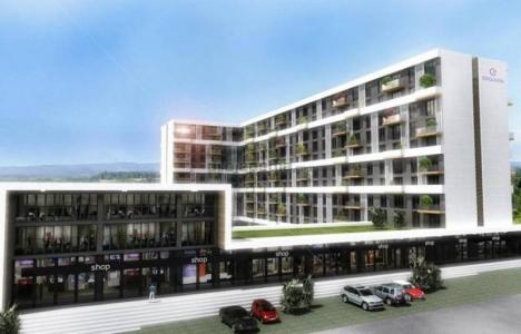 Pendik Erguvan Premium Residence satılık daire!