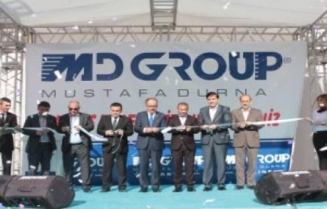 MD Grup merkez binası açıldı!