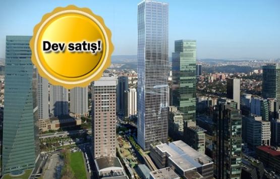 ICBC, Levent Tower'ı 560 milyon dolara aldı!