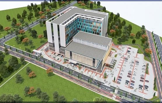 Battalgazi Devlet Hastanesi'nin inşaatında son durum!