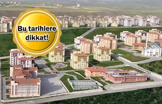 TOKİ İstanbul 2019 kura çekilişi ne zaman yapılacak?