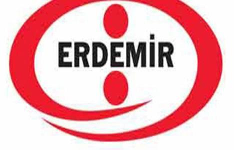 Erdemir'de toplu iş
