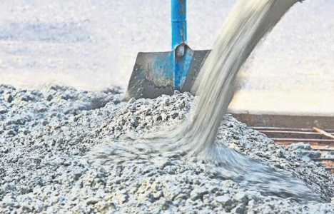 Hazır beton, inşaat