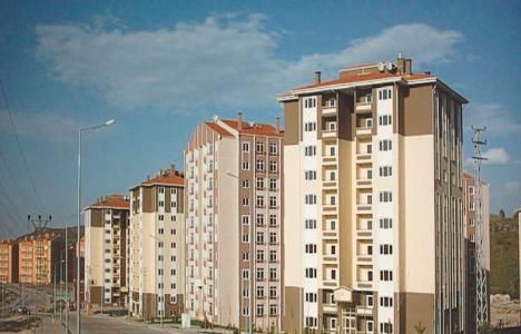 TOKİ'den Nevşehir'e 1.456