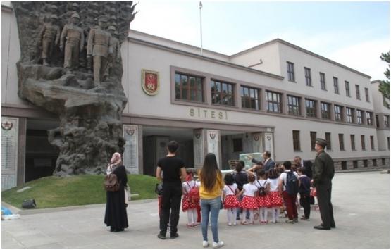 Ankara'daki 12 katlı bina uzman erbaş orduevine dönüştürülüyor!