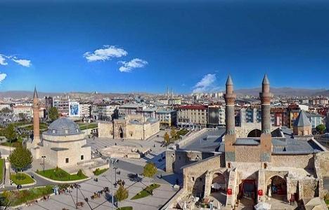 Sivas'ta 15 milyon