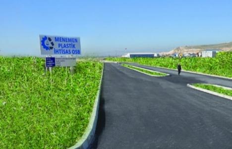 İzmir OSB'lerine 1.35 milyar TL'lik yatırım yapılıyor!