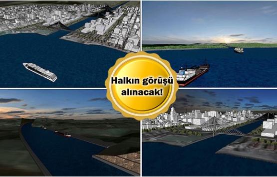 Kanal İstanbul'da ilk