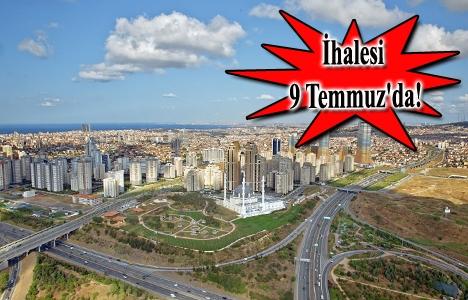 Ataşehir'e Atapark Rekreasyon Alanı yapılacak!