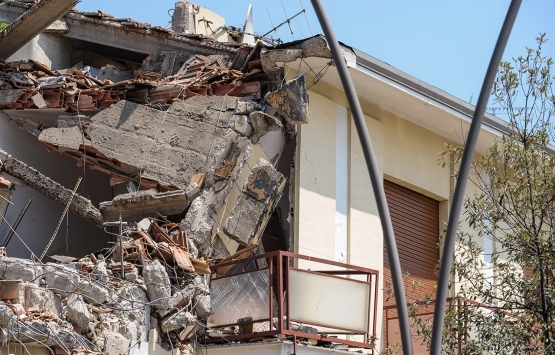 Recep Uncuoğlu: Hazırlayacağımız deprem raporunu TBMM'ye sunacağız!