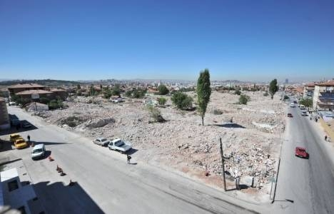 Ankara Altındağ'da 2 ayda 2 bin gecekondu yıkıldı!