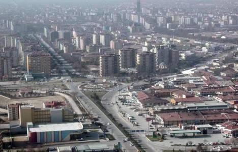 Konya'da 3 adet arsa: 52 milyon 200 bin liraya!