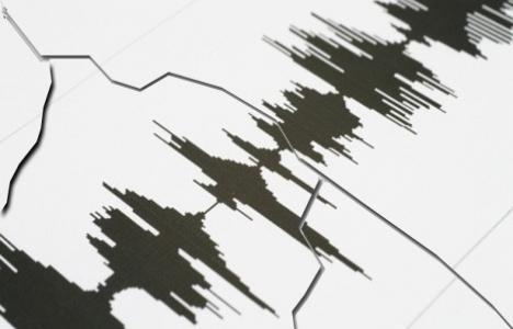 Kütahya'da 4,3 büyüklüğünde deprem!