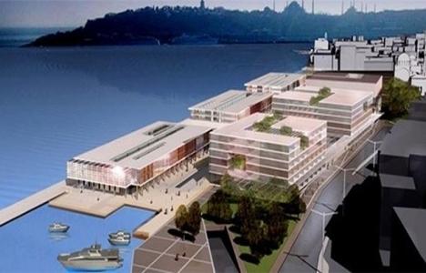 Özelleştirme İdaresi Başkanlığı Galataport projesi açıklaması!