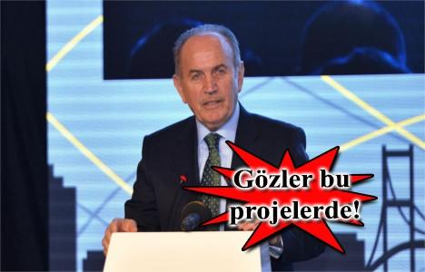 İşte İstanbul'a yapılacak dev projeler!