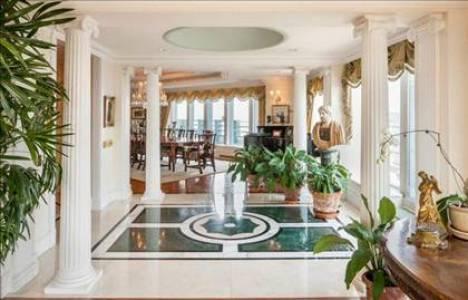New York'un en pahalı evi 118.5 milyon dolara alıcısını bekliyor!