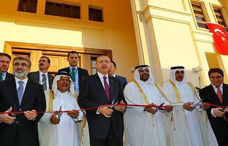 Başbakan Erdoğan Katar'da