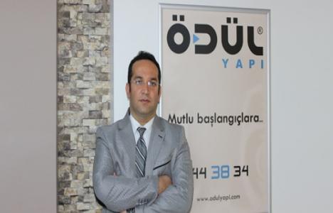 Ödül Yapı'dan Kayseri'ye 4 yeni proje geliyor!
