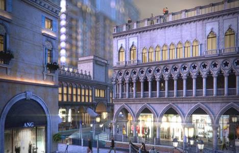 Venedik Sarayları Gaziosmanpaşa projesinde 499 bin TL'ye 2 oda 1 salon!