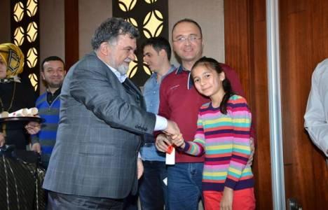 Eminevim Bursa 3. tapu teslim törenini Hilton'da düzenlediği etkinlikle gerçekleştirdi!