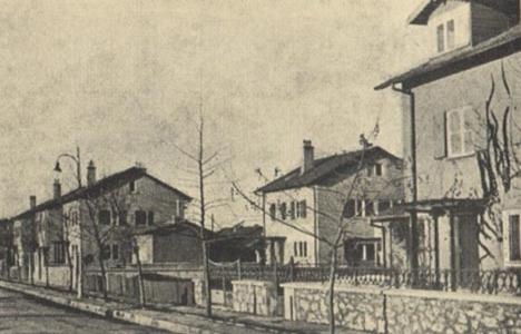1947 yılında Emlak Bankası halk mahalleleri kuracak!