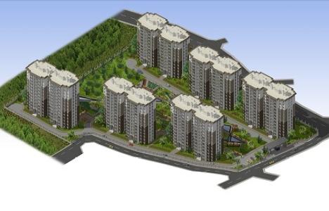 Kiptaş Başakşehir Hoşdere'de 600 konut inşa edecek!