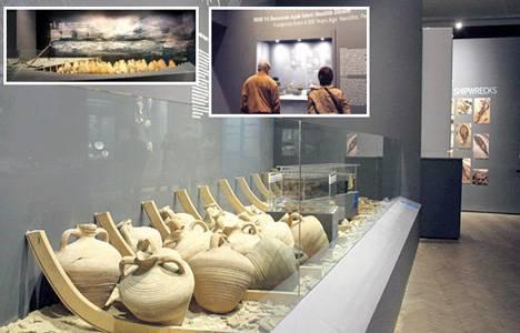 Marmaray'ın tarihi eserlerine 170 bin ziyaretçi geldi!