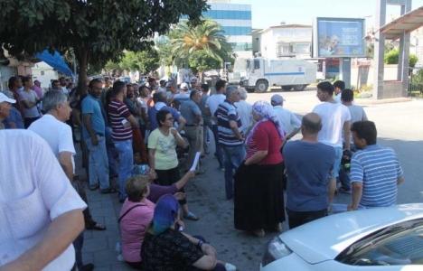 Adana Yüreğir'de tapu krizi!