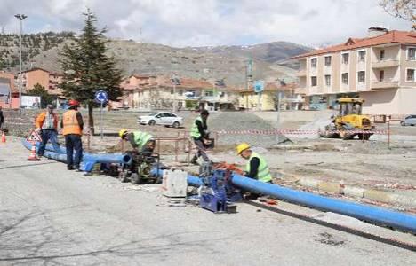 Erzincan'da cansuyu çalışmaları devam ediyor!