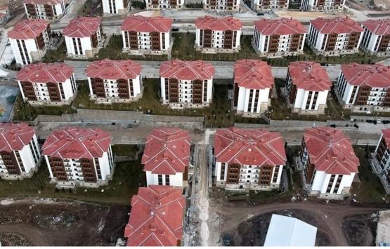 Elazığ deprem konutlarında son durum!