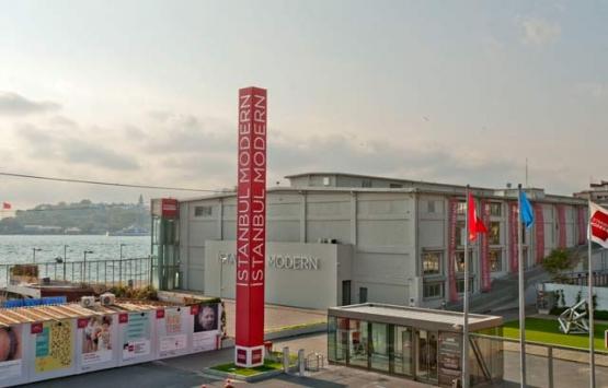 İstanbul Modern'in geçici mekanı 23 Mayıs'ta açılacak!