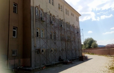 Kastamonu Daday Devlet Hastanesi yenileniyor!